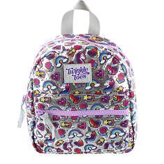 Skechers Twinkle Toes Girls' Metallic Minipack Unicorn Print Backpack