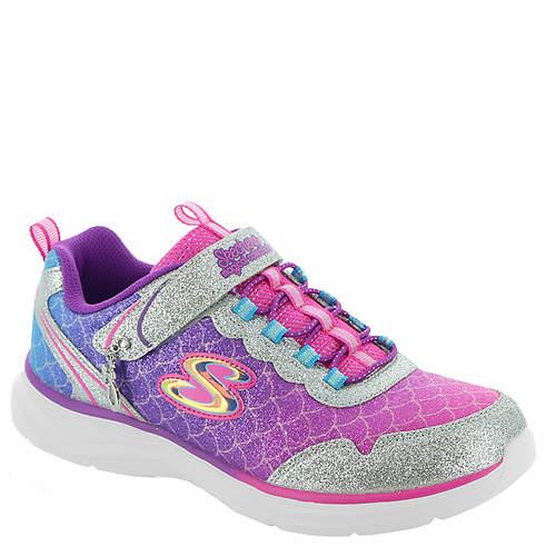 Skechers Glimmer Kicks-Sea Sparkle 81444L (Girls' Toddler-Youth)