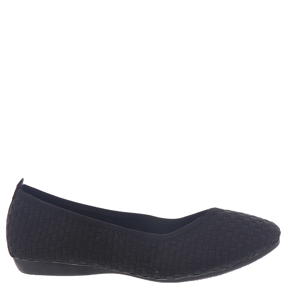 *Slip into comfy and chic style with this classic ballerina flat *Textile upper *Slip-on styling *Memory Foam-cushioned footbed *1\\\