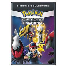 Pokemon Diamond And Pearl (DVD)