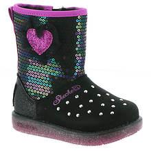 Skechers Glitzy Glam-Shimmer Hearts (Girls' Infant-Toddler)