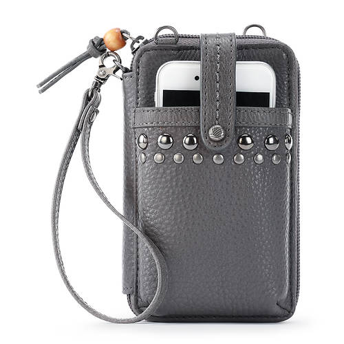 The Sak Iris North South Smartphone Crossbody Bag
