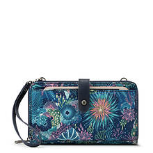 Sakroots Large Smartphone Crossbody Poly Twill Bag
