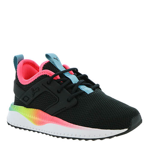 PUMA Pacer Next Excel Rainbow AC PS (Girls' Toddler-Youth)