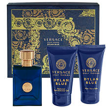 Versace Dylan Blue 3-Piece Set