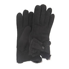 UGG® Women's Sheepskin Turned Bow Glove