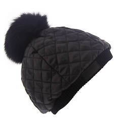 UGG® Women's Quilted All Weather Hat w/Pom