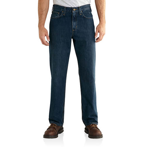 Carhartt Men's Relaxed-Fit Holter Jean