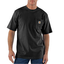Carhartt Men's Workwear Pocket Short Sleeve T-Shirt