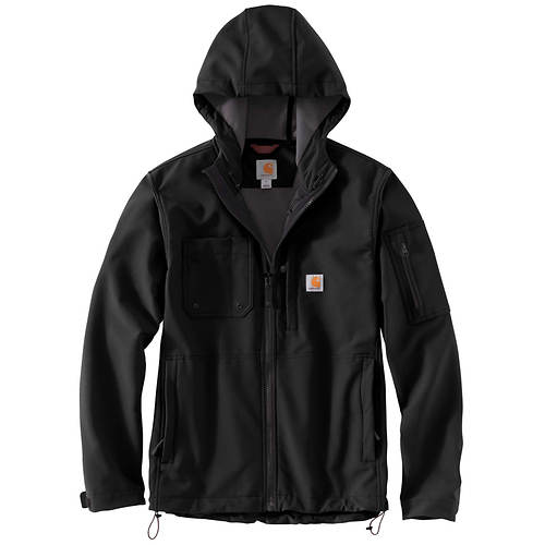 Carhartt Men's Hooded Rough Cut Jacket