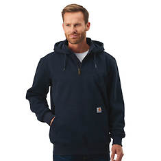 Carhartt Men's Paxton Heavyweight Hooded Zip Mock Sweatshirt