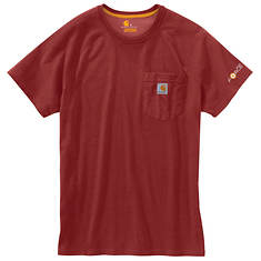 Carhartt Men's Force Delmont Short-Sleeve T-Shirt