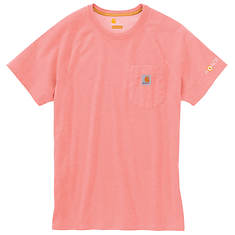 Carhartt Men's Force Delmont Short-Sleeve T-Shirt