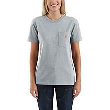 Carhartt Women's Workwear Pocket SS T-Shirt