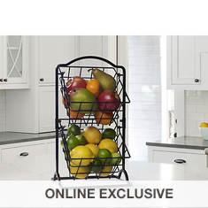 Market Basket 2-Tier Countertop Basket