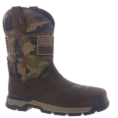 Ariat Rebar Flex Western Patriot H2O (Men's)
