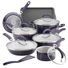Rachel Ray 13-Piece Create Delicious Cookware Set