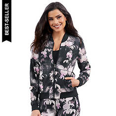 Skechers Ink Floral-Printed Jacket