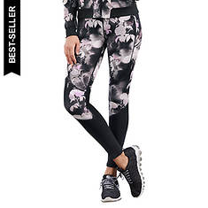 Skechers Ink Floral-Printed Legging