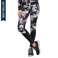 Skechers Ink Floral-Printed Legging