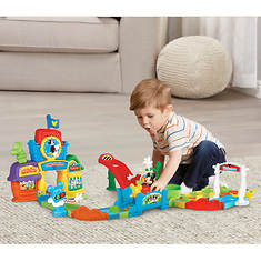 Vtech Go Go Smart Wheels Mickey Mouse Choo-Choo Express Train Set