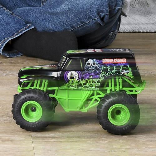 Monster Jam RC Grave Digger Truck