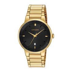 Citizen Men's 40mm Gold Stainless Steel Watch