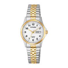 Citizen Ladies' 26mm Two-Tone Stainless Steel Watch