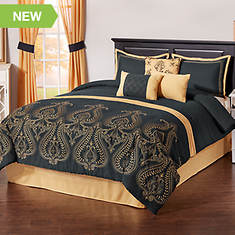 Serenade 7-Piece Comforter Set