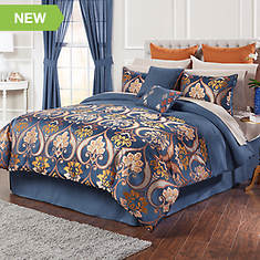 Sander Home Fashions 14-Piece Luxury Collection