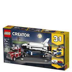 LEGO® Creator Shuttle Transporter 341-Pc. Building Set -- 31091