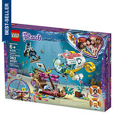 LEGO®-363pcs Friends Dolphins Rescue Mission--41378