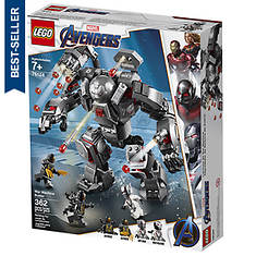 LEGO® Marvel Avenger's War Machine 362-Pc. Building Set -- 76124