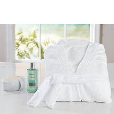3-Piece Bathrobe Gift Set