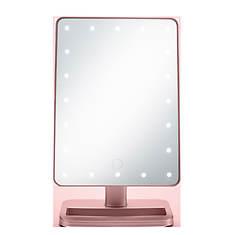 Vivitar Bluetooth Speaker LED Vanity Mirror