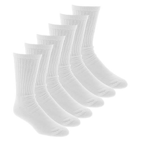 Wigwam Super 60 Crew 6-Pack Socks