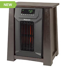 "Lifesmart 19.9""H Infrared Quartz Heater"