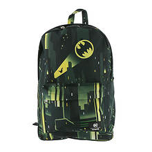 Loungefly DC Batman Signal Backpack
