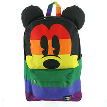 Loungefly Disney Mickey Rainbow Backpack