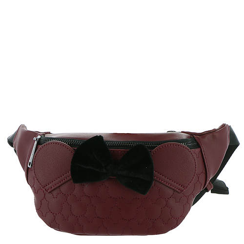 Loungefly Disney Minnie Mouse Quilted Fanny Pack