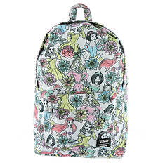 Loungefly Disney Princess Flower Backpack