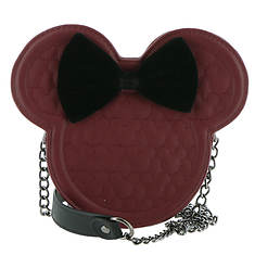 Loungefly Minnie Mouse Quilted Crossbody Bag