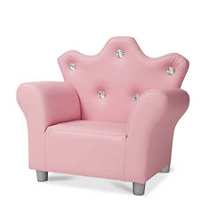 Melissa & Doug Child's Crown Armchair