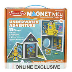 Melissa & Doug Magnetivity - Underwater Set