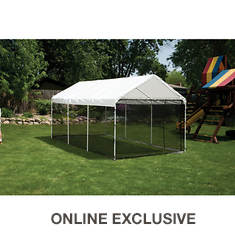 10'x20' 2 in 1 Canopy with Screen Kit