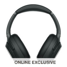 Sony Noise-Canceling Headphones