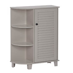 Ellsworth Floor Cabinet with Shelves
