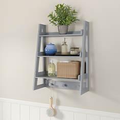 Amery Ladder Wall Shelf