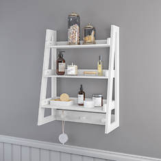 Amery Ladder Wall Shelf