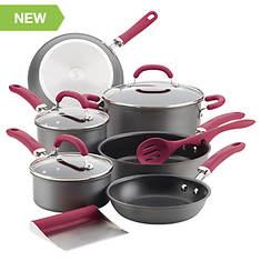 Rachael Ray Create Delicious 11-Piece Cookware Set